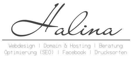 Halina Sommer, Webdesign, Domain, Hosting, Beratung, Optimierung, Seo, Facebook, Drucksorten, Lanzenkirchen