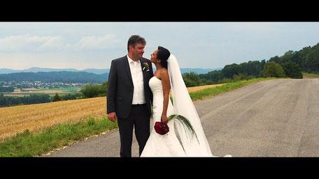 Das Hochzeitsvideo von Keli und Roland