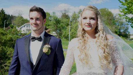 Hochzeitsvideo Szene - Der Weg ins Glück