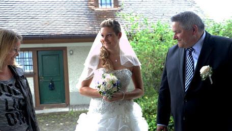 Hochzeitsvideo als Hochzeitsgeschenk
