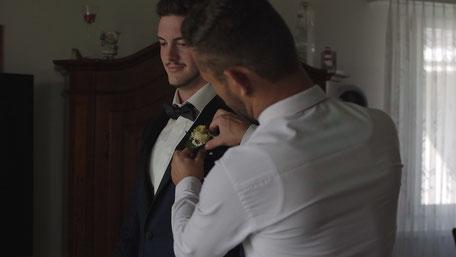 Hochzeitsanzug von Simon