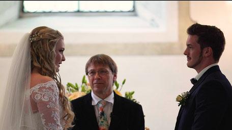 Hochzeitsvideo mit wunderschönen Worten und viel Gefühl