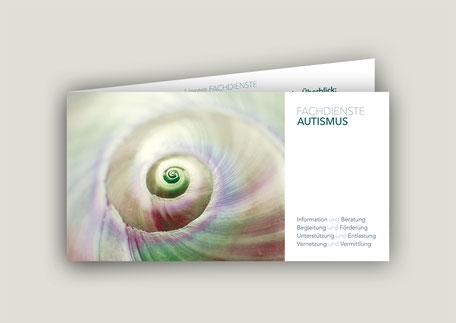 Fachdienste Autismus, Angela Eusterbrock, Steinfurt, Flyer, Erstberatung, Förderung, Begleitung, Angehörige, Informationen, Fortbildung