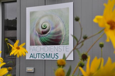 Fachdienste Autismus, Angela Eusterbrock, Steinfurt, Gebäude, Eingang, Drakenkamp