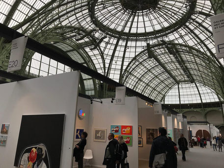 Foire internationale d'art contemporain Art Paris Art Fair