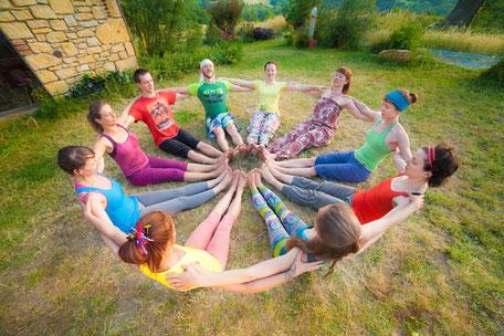 Yoga Retreat Europe