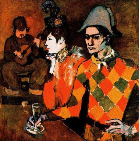 """В кабаре """"Проворный кролик"""" - самые известные картины Пикассо"""