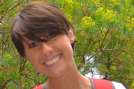 Katja Oberkofler Götsch - Yoga Lehrerin und Gastgeberin im Hotel Reschnerhof in Südtirol