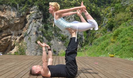 Pranayama - Meditation - Yoga im Hotel Reschnerhof am Reschenpass in Südtirol - Italien