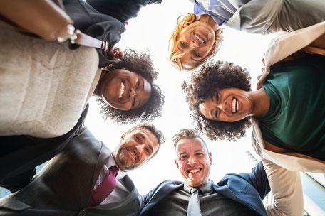 Gruppentraining bzw. Training für Gruppen