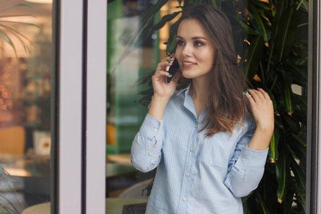 Erstgespräch per Telefon