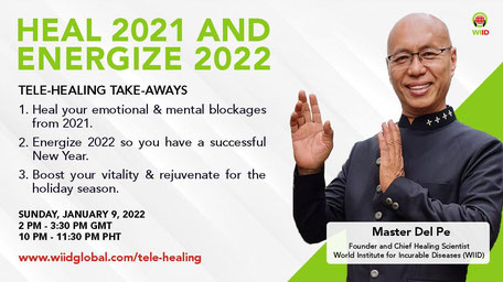 Valentine's Day special discount on tele-healing packages to address every aspect of life