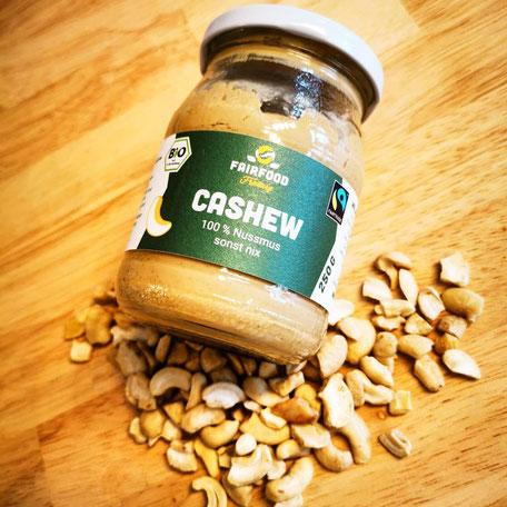 Cashew Nussmus - Bei Servus Resi erhältlich