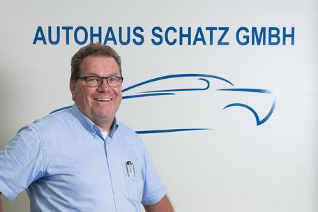 Josef Schatz, Autohaus Schatz Ettlingen
