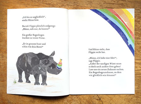 Ina Spang München Kinderbuch Rhino Ulli Verlag