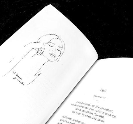 Marie Theres Herbst Wenn Gedanken tanzen Poesie