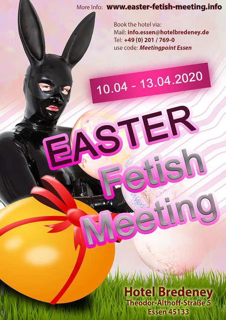 Easter Fetish Meeting - Logo