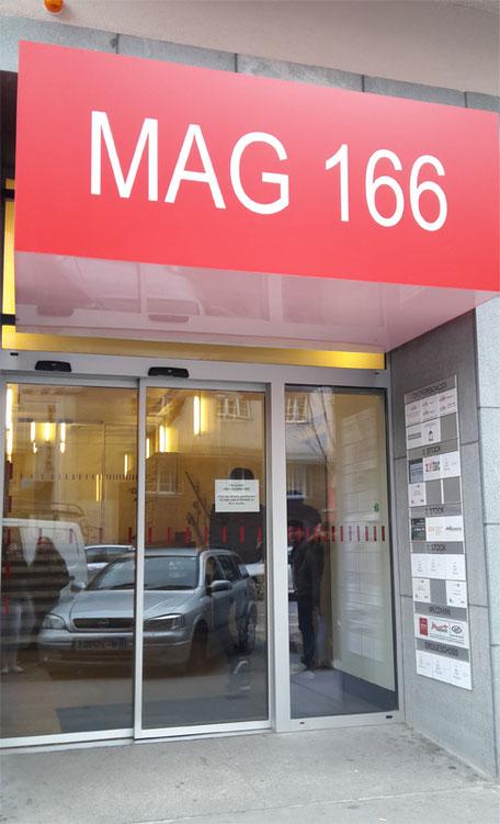 Standort Verein T.I.W., Margaretenstraße 166, 1050 Wien