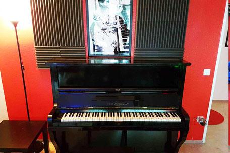 Klassischer Klavierunterricht - Umgang mit Harmonien