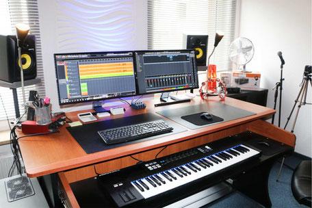 Individueller Unterricht für Produzenten und DJs