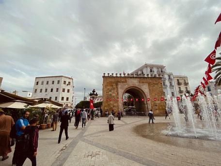 Medina Tunis Tunesien
