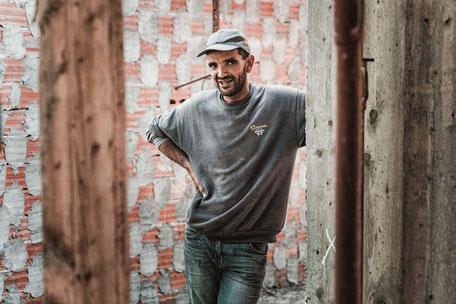 Bauarbeiter in Tunesien