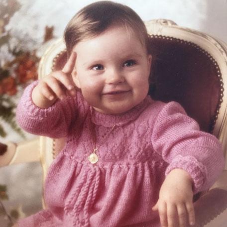 Kinderbild von Katrin Bausewein - freie Hochzeitsrednerin
