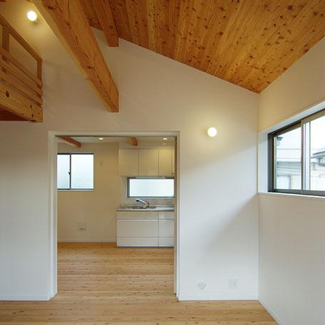 調布市 自然素材 設計事務所 建築家 木の家