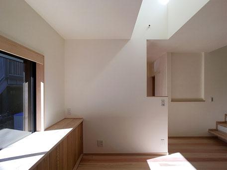 小平市 自然素材 設計事務所 建築家 木の家 平屋 縁側