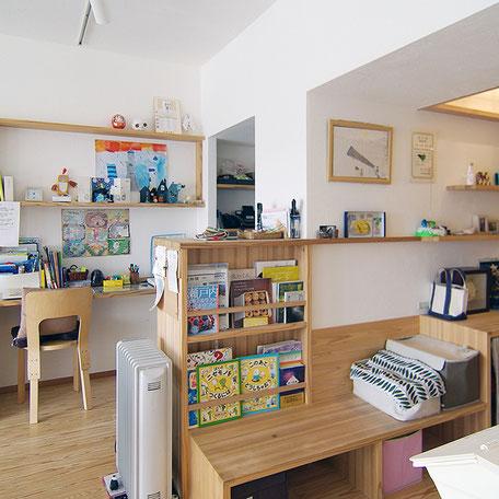 川崎 リフォーム リノベーション 木のマンションリフォーム 漆喰