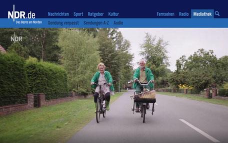 Vorschaubild des Fernsehbeitrags mit Marleen und Thomas Knust in der Sendung ARD Buffet.