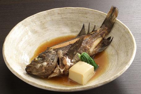 本日の煮魚 1,200円+税