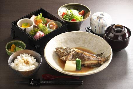 本日の煮魚とおばんざい 1,800円+税