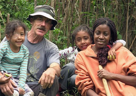 Bei dem Projekt El Paso Verde in Ecuador kannst du dich mit einem ökologischen Freiwilligendienst einbringen.