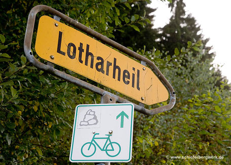 Wegweiser Lotharheil