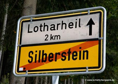 Anfahrt Silberstein Lotharheil