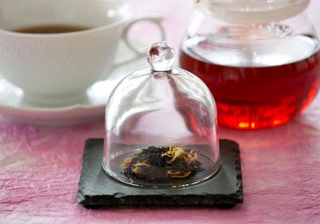 ティーアテンダント協会オリジナルブレンドティー艶茶ADEYAKA-CHAを販売中