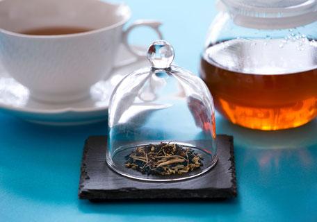 ティーアテンダント協会オリジナルブレンドティー栞茶CHIORI-CHAを販売中