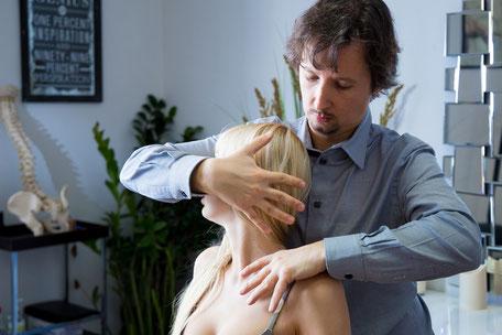 whiplash; accidente de coche; osteopatía; Barcelona; efectos secundarios;