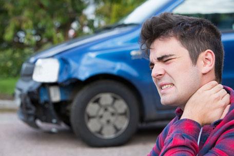 wiplash; accidente de coche; osteópata; Barcelona; lesiones;