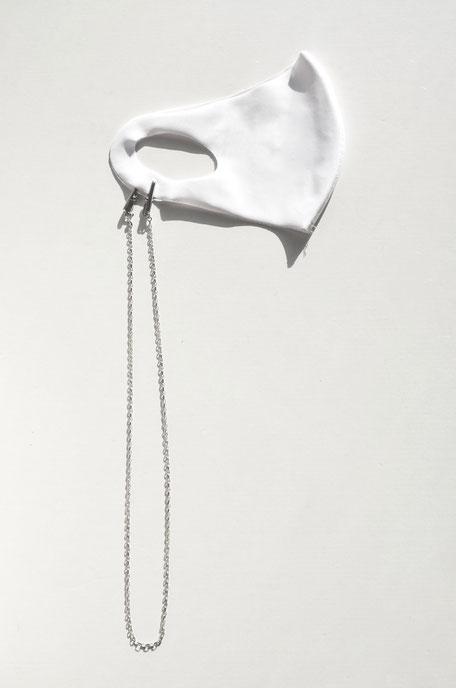 Amitie CREDIR MASK CHAIN Silver925
