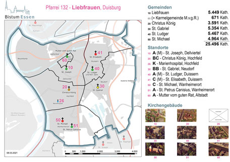 Quelle: Jahresstatistik Bistum Essen 2020