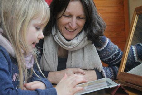 iPad Hilfsmittel in der logopädischen Therapie