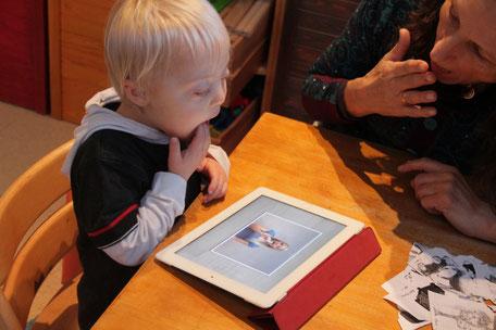 Sprachentwicklungsstörung in der Praxis für Logopädie Bornhöved