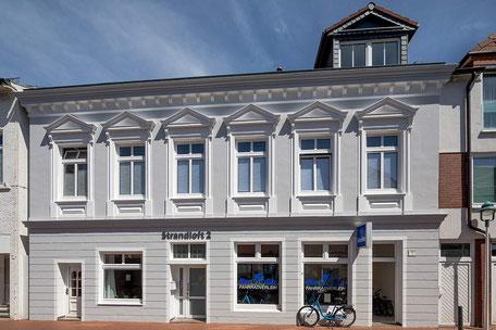 Ferienwohnungen im Strandloft 2 auf Norderney © copyright ferienwohnungen-norderney-ferienhaus.de