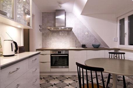 Heidelberg vollmöblierte Wohnung - Küche
