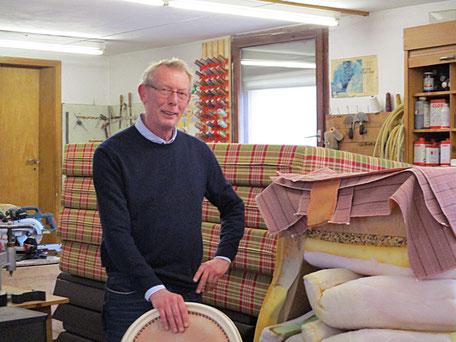 Georg Schöner, Schöner einrichten, Gifhorn, Handwerk, Werkstatt, Tradition, Familie