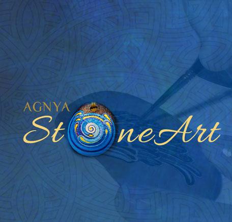 Agnya Healing Art spirituelle Kunst und Energie Steine