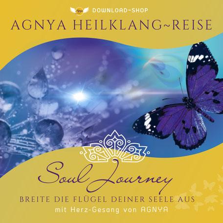 AGNYA Soul-Journey Heilklang-Reise Musik-Download