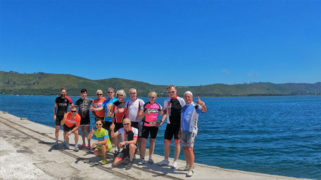 Garden Route Tour with Road Bike